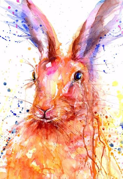 Tearful Hare <font color=&quot;red&quot;>SOLD</font>