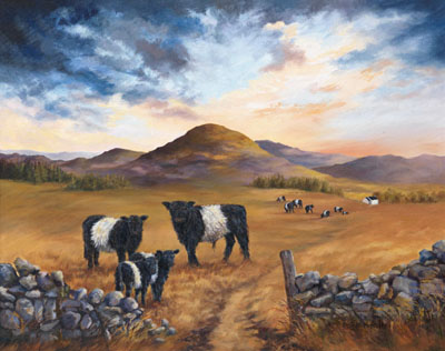 "Belties on moor <font color=""red"">SOLD</font>"