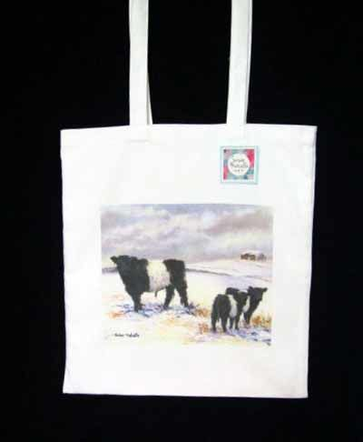 Shopping Bag featuring Big Brother's Watching