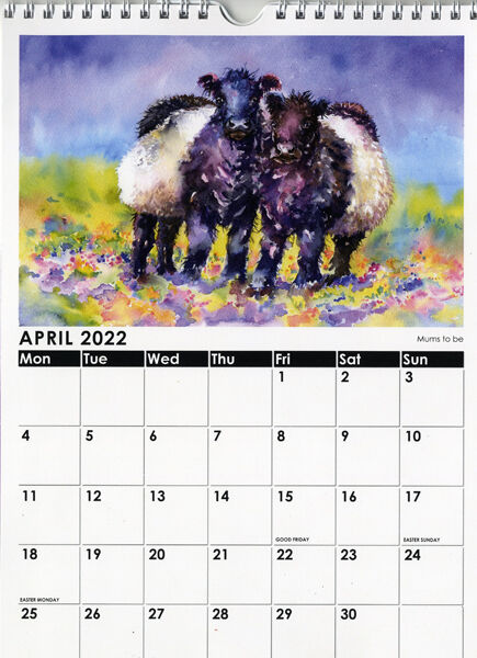 calendar-page-April