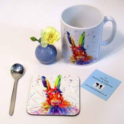 Mug & Coaster set.
