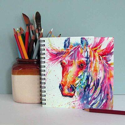 Horse notebook/notepad