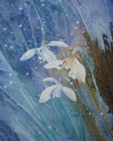 """snowdrop <font color=""""red"""">SOLD</font>"""