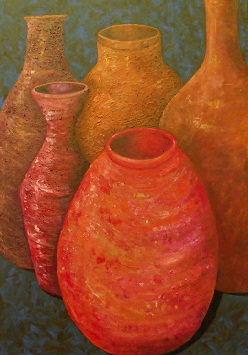Spanish Pots -