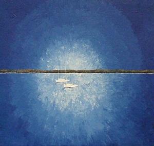 Blue Silence - Iona