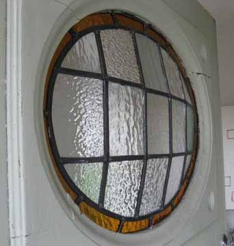 Bowed window to be restored