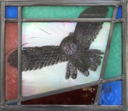 Owl. SOLD