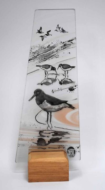 Oyster catchers Brown Streaky