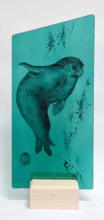 Seal green