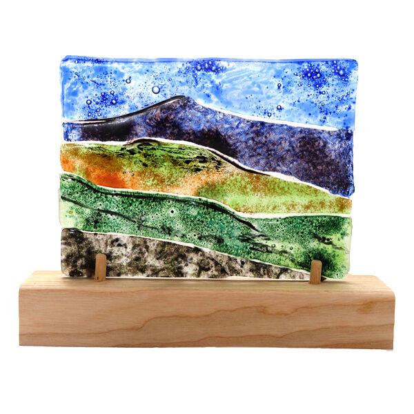 Sugar Loaf. 210mm x 180mm £90