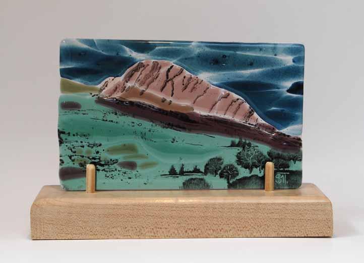Tryfan Postcard
