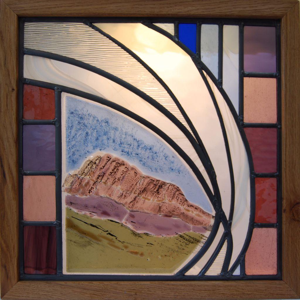 Tryfan framed