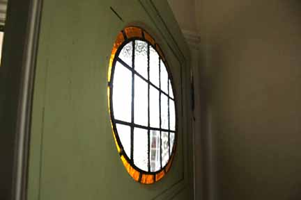 Window back in situ