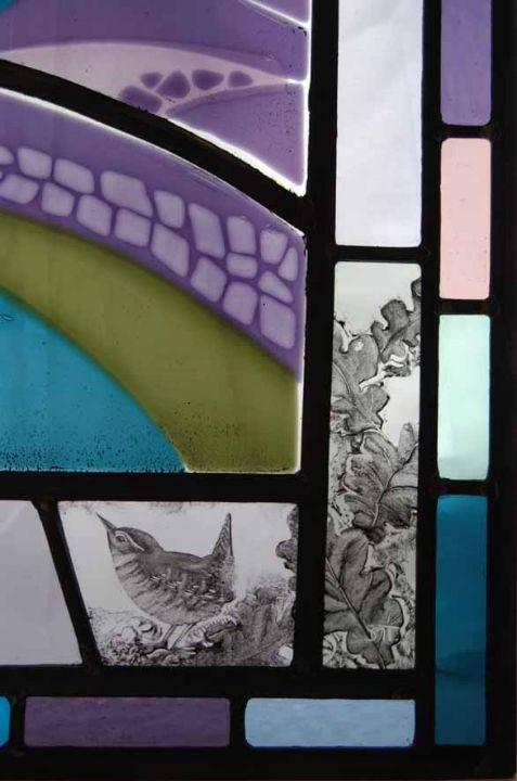 Wren detail