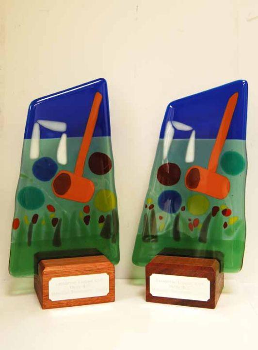croquet trophy