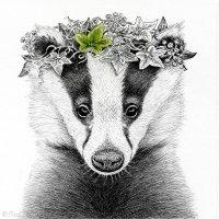 Badger Queen