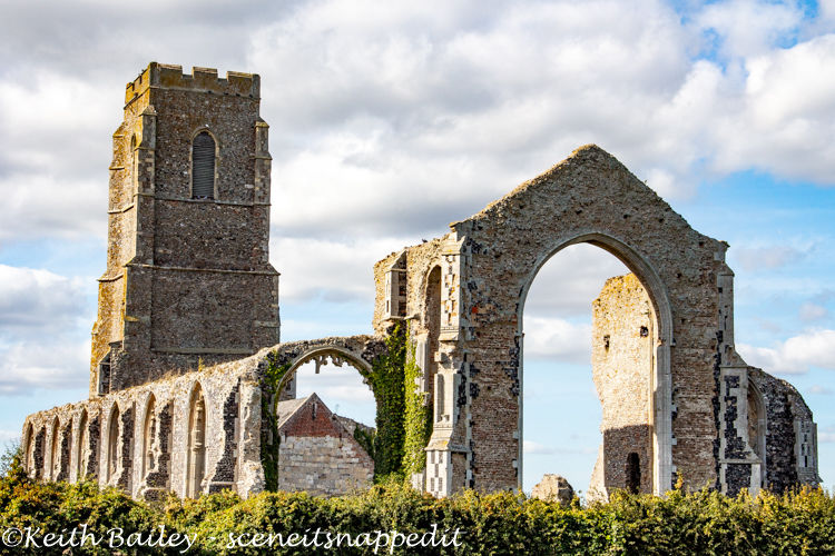 #101 St Andrew's Church Covehithe Suffolk