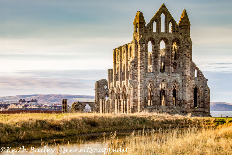 #13 Whitby Abbey Yorkshire