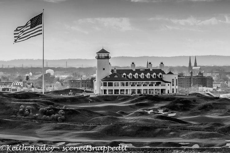 #26 Bayonne Golf Club New Jersey - Mono Study