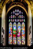 #39 Green Howards Chapel St Mary's Church Richmond Yorkshire