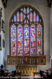 #41 The East Window St Mary's Church Richmond Yorkshire