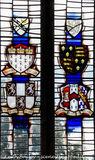 #43 South Window St Mary's Church Richmond Yorkshire