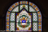 #51 Stained Glass Martinique Cathedral