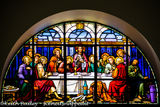 #58 Stained Glass The Last Supper