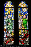 #62 Stained Glass Window Ampleforth Abbey