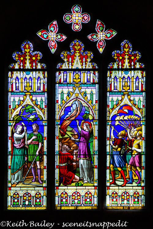 #71 Ely Cathedral Stained Glass