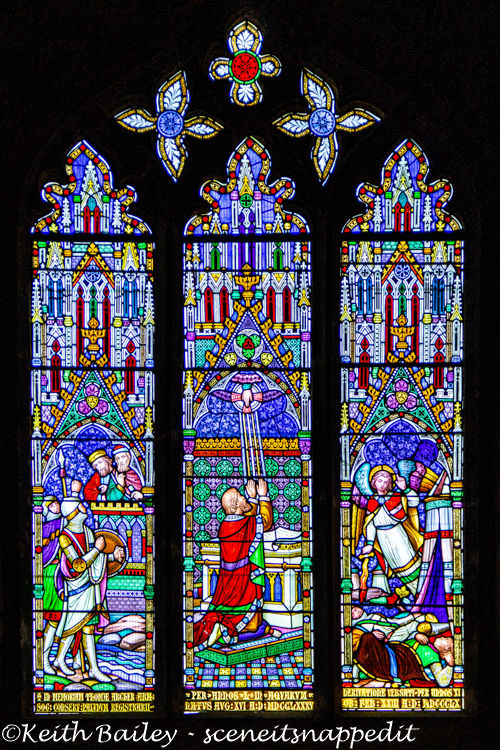 #73 Ely Cathedral Stained Glass