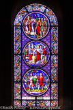 #80 Ely Cathedral Stained Glass