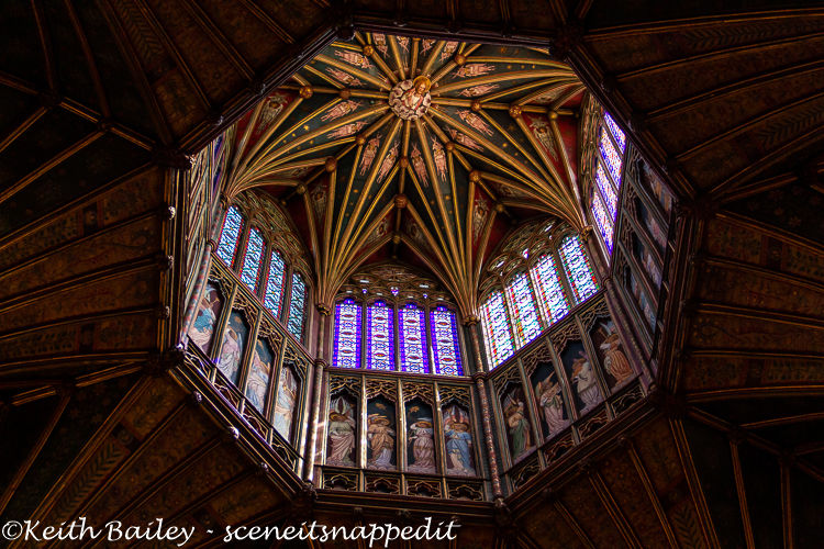 #84 Ely Cathedral The Lantern