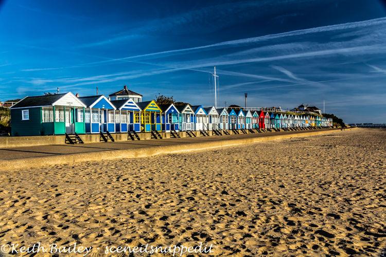 #91 Southwold Beach Huts