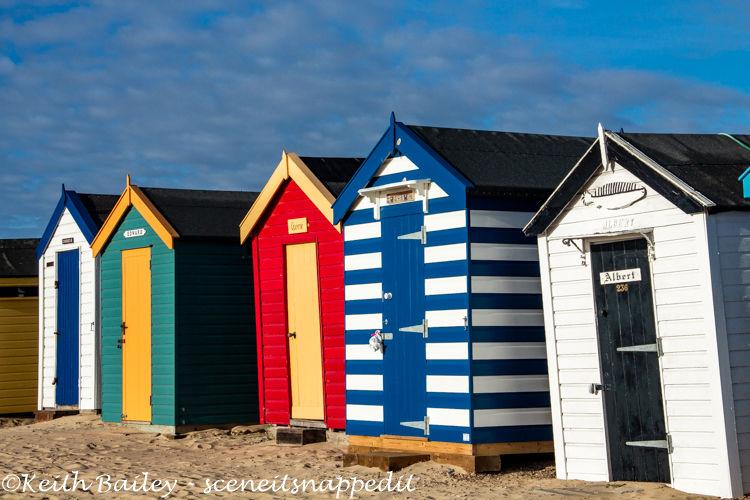 #98 Southwold Beach Huts