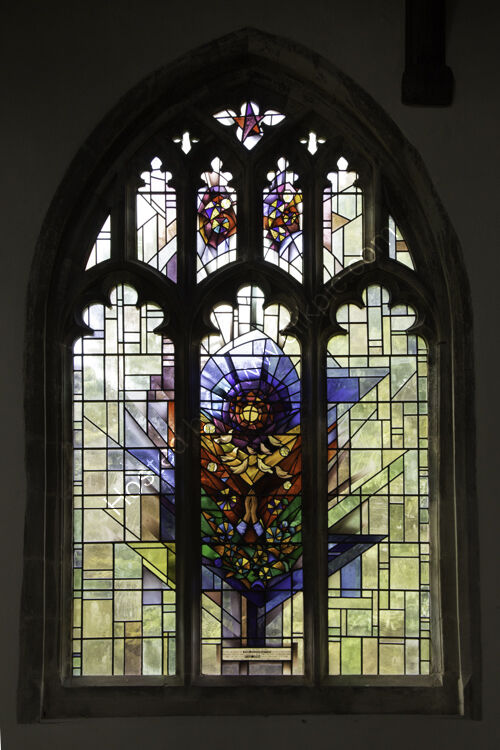 Betton Window St Mary's Hadleigh