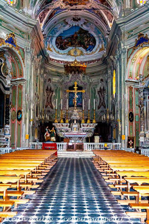 #107 San Giovanni Battista Cervo