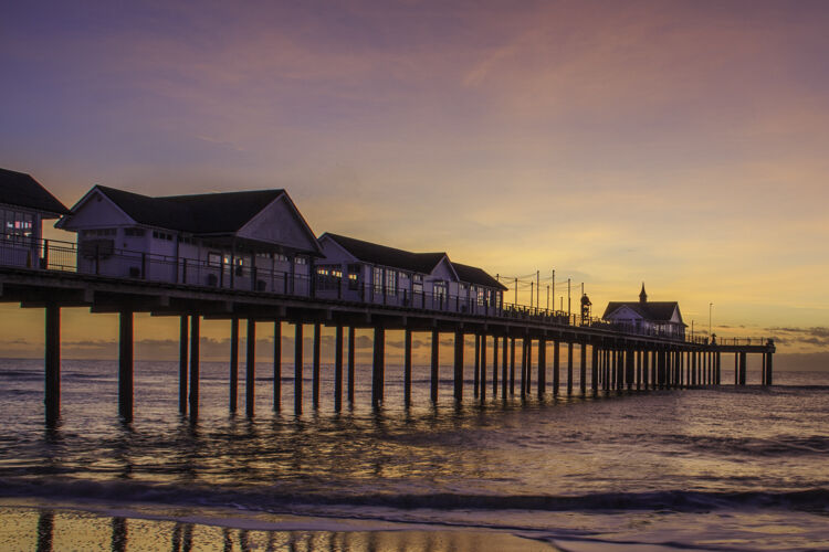 Early Morning - Southwold Pier Suffolk