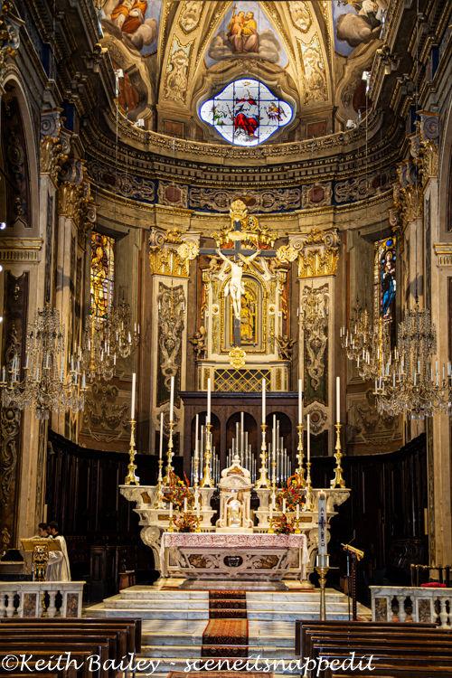 #111 San Nicolò's Cathedral - Pietra Ligure