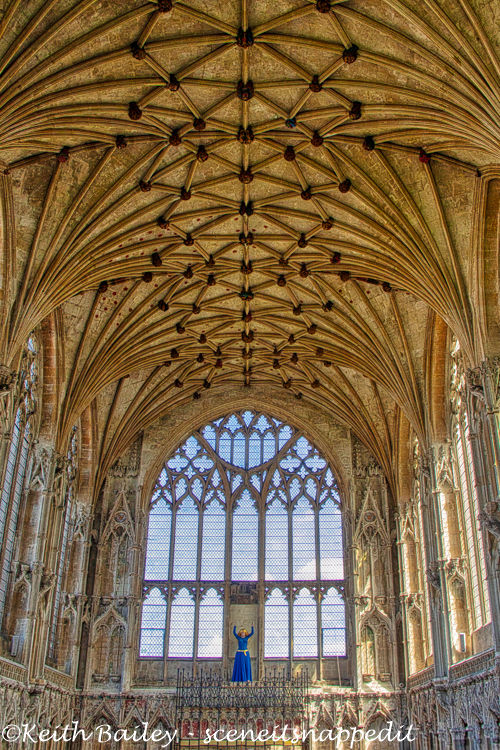 #85 Ely Cathedral The Lady Chapel