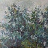 Spring Rain II, 70 x 100cm