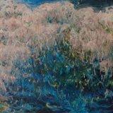 Blue Lake V, 100 x 150 cm