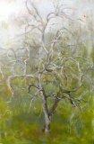 The Lone Tree, 90 x 60cm