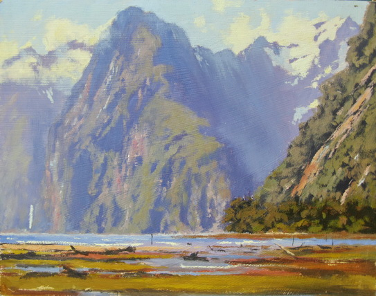 001 Milford Sound NZ