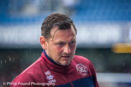 Marc Bircham ex QPR midfielder and now Assistant Manager at QPR
