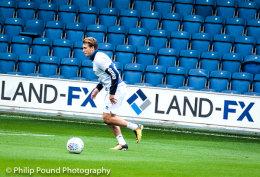 Luke Freeman on the ball