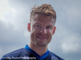 Matt Smith Portrait Photo
