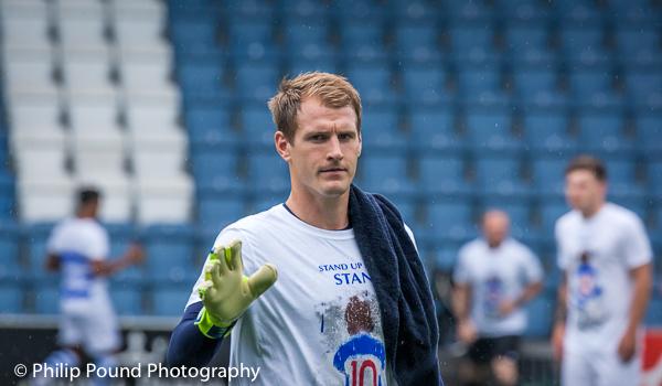Alex Smithies QPR Goalkeeper