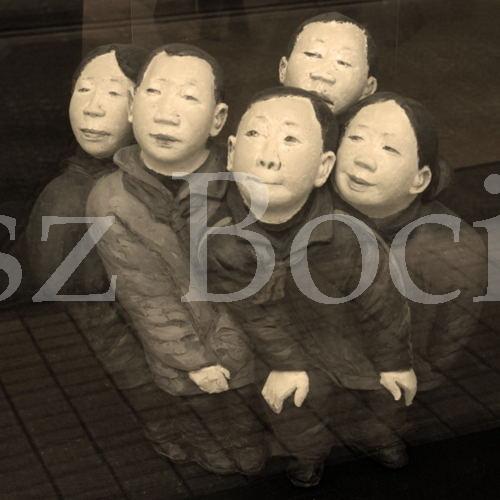 Elza's sculpture