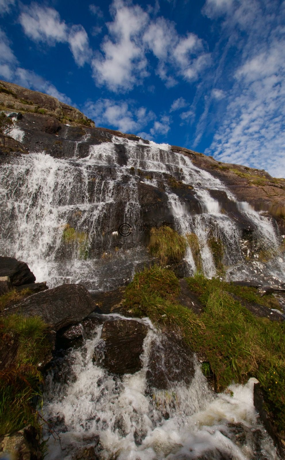 We have some great waterfalls including the longest in Ireland